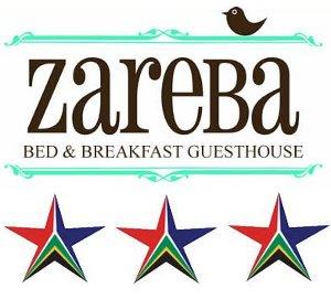 Zareba Logo Stars